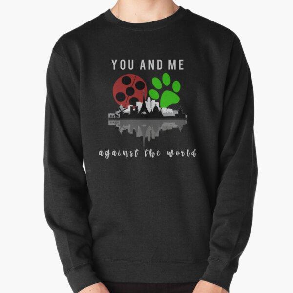 Toi et moi contre le monde Sweatshirt épais