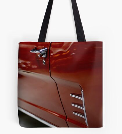 Hip Chrome Tote Bag
