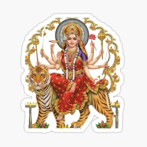 Parvati Sticker