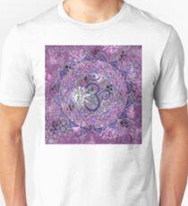 Seventh Chakra Mandala Unisex T-Shirt