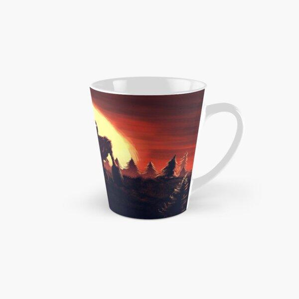 The Iron Giant Sunset Tall Mug