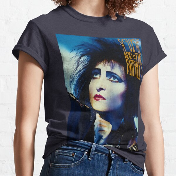 Siouxsie And The Banshees Illustration Classic T-Shirt