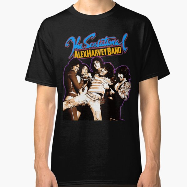 The Sensational Alex Harvey Band Classic T-Shirt