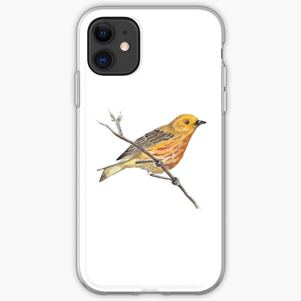 Yellow Warbler iPhone Soft Case
