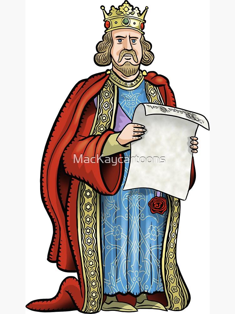 King John by MacKaycartoons