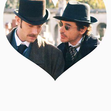 Sherlock/John by Octave