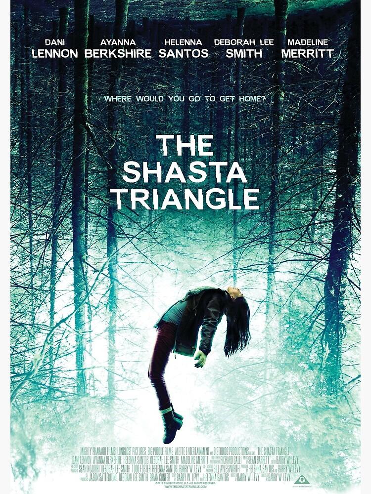 Shasta Triangle Poster Merch! by ShastaTriangle