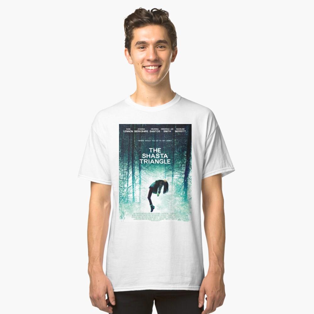 Shasta Triangle Poster Merch! Classic T-Shirt