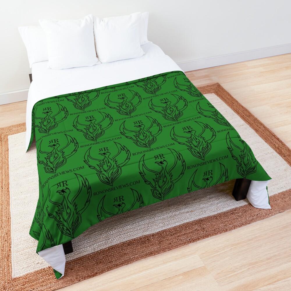 Ronon's Reviews Official Merch Comforter