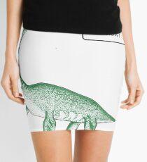 Loch Ness Mobster Mini Skirt