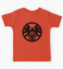 S.H.I.E.L.D. seal Kids Tee