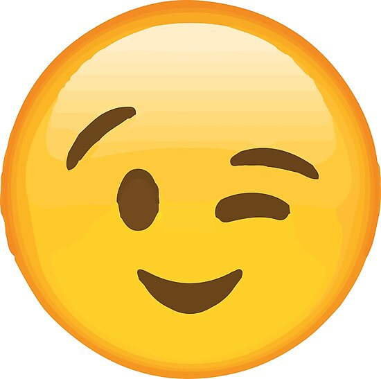 Image result for winky face