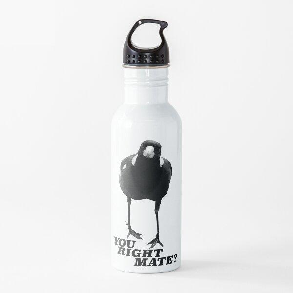 Magpie Season Water Bottle