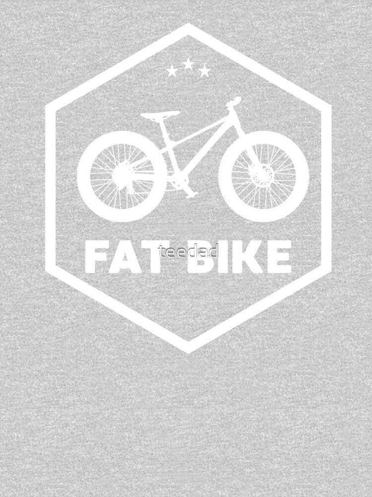 Fat Bike MTB Mountain Bike by teedad