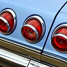 """Tail Lights"" by Lynn Bawden"