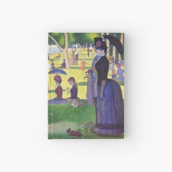 A Sunday on La Grande Jatte - Georges Seurat Hardcover Journal