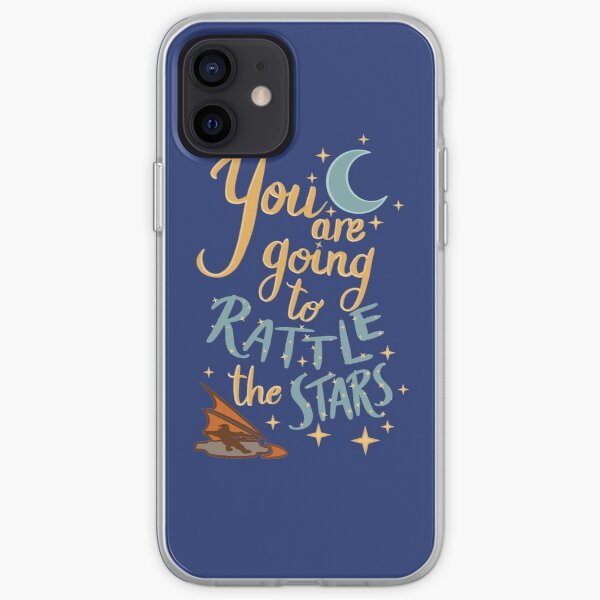 You are going to rattle the stars! iPhone Soft Case