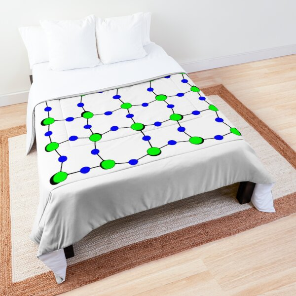 Molecular jiggling may explain why some solids shrink when heated Comforter