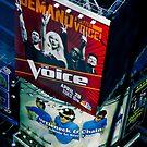 The Voice by jscherr