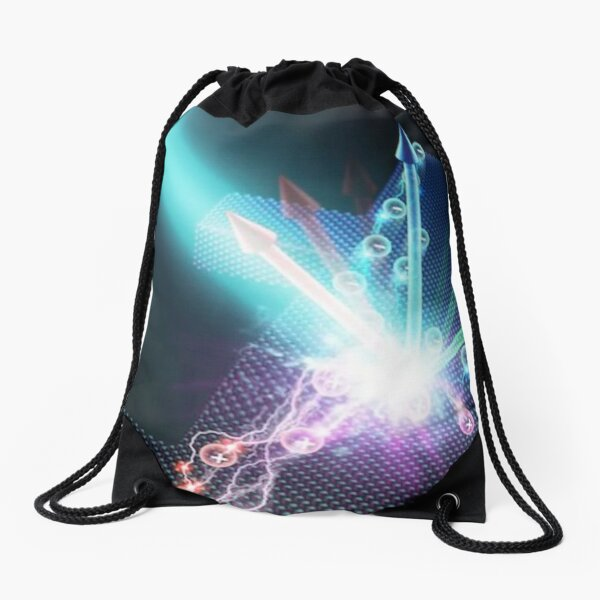 Scientists Discover Hidden Information in 140-Year-Old Fundamental Physics Concept Drawstring Bag