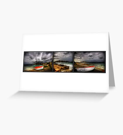 Little Boat Series Greeting Card