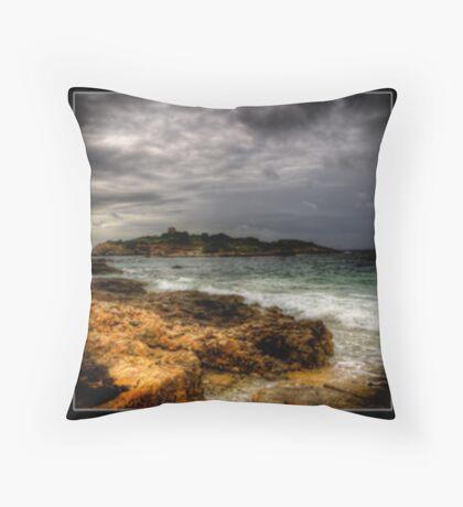 Little Boat Series Throw Pillow