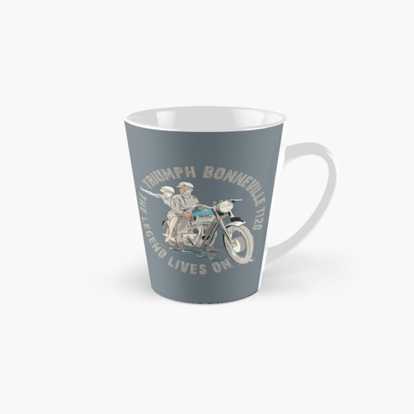 T120 Bonneville – the classic British motorcycle Tall Mug