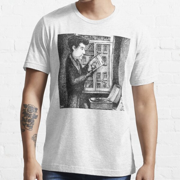 Bob Dylan discovering Robert Johnson Essential T-Shirt