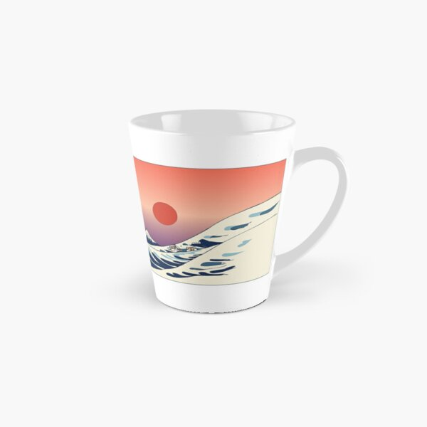 The Great Wave of Shiba Inu Tall Mug