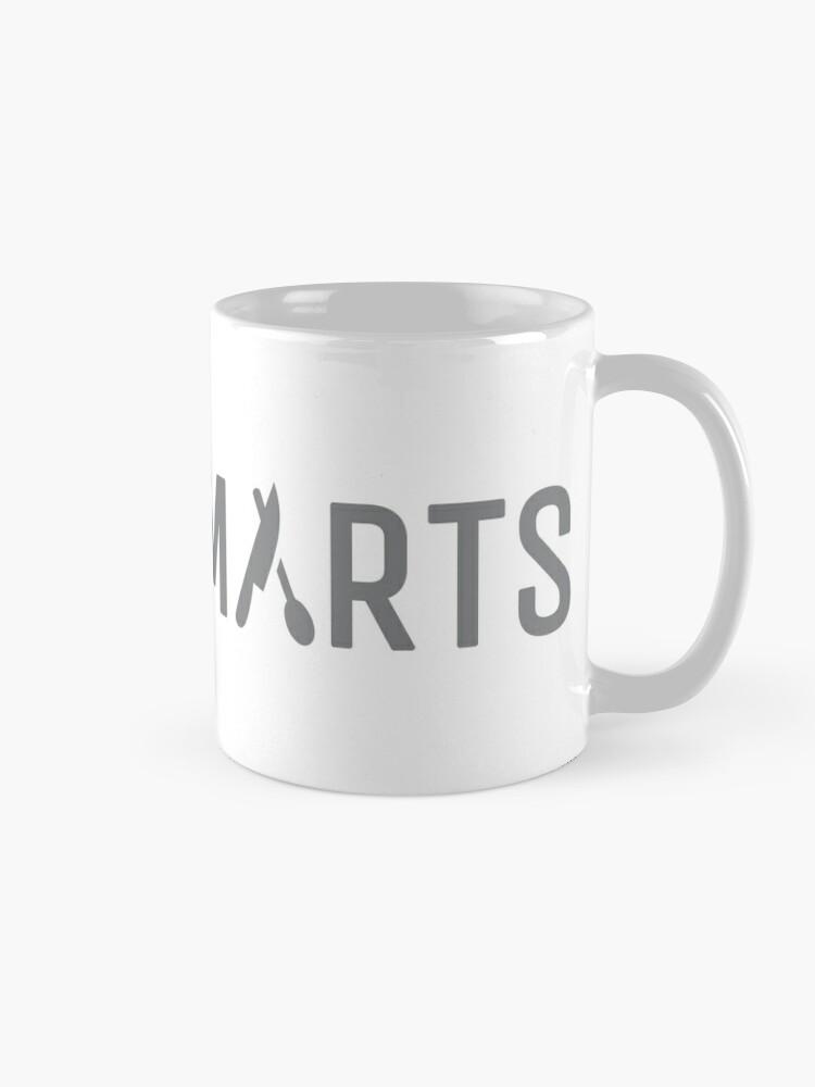Alternate view of Cook Smarts Logo Mug