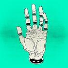 THE HAND OF DESTINY / LA MANO DEL DESTINO by MRCLV