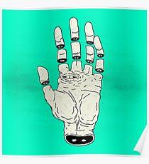 THE HAND OF DESTINY / LA MANO DEL DESTINO Poster