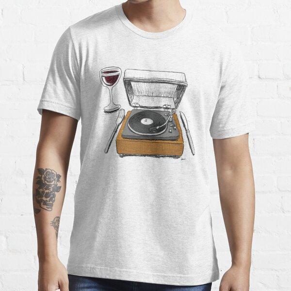 Dinner Music Essential T-Shirt