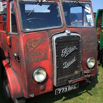 Old Foden by Plynlimon
