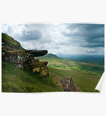 Hay Bluff Poster
