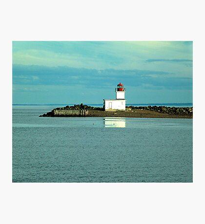 Parrsboro Lighthouse Photographic Print