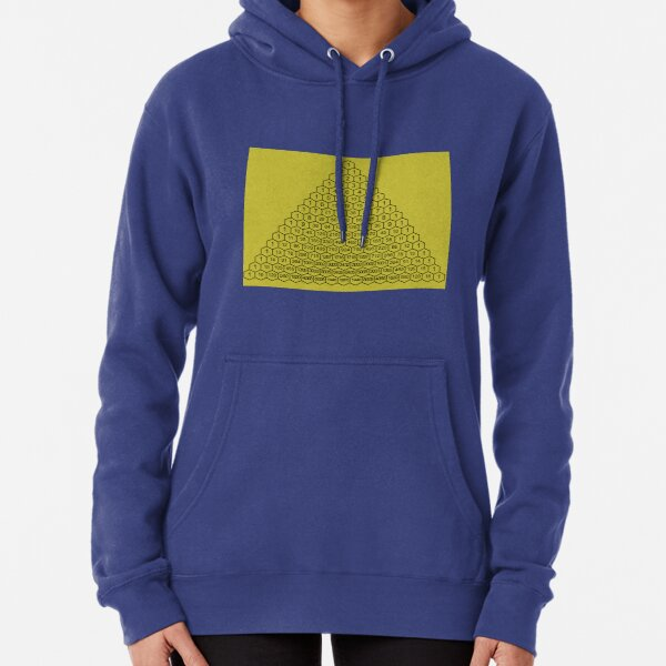 In mathematics, Pascal's triangle is a triangular array of the binomial coefficients Pullover Hoodie