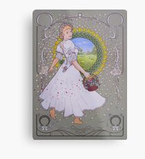Spring's Invitation Metal Print