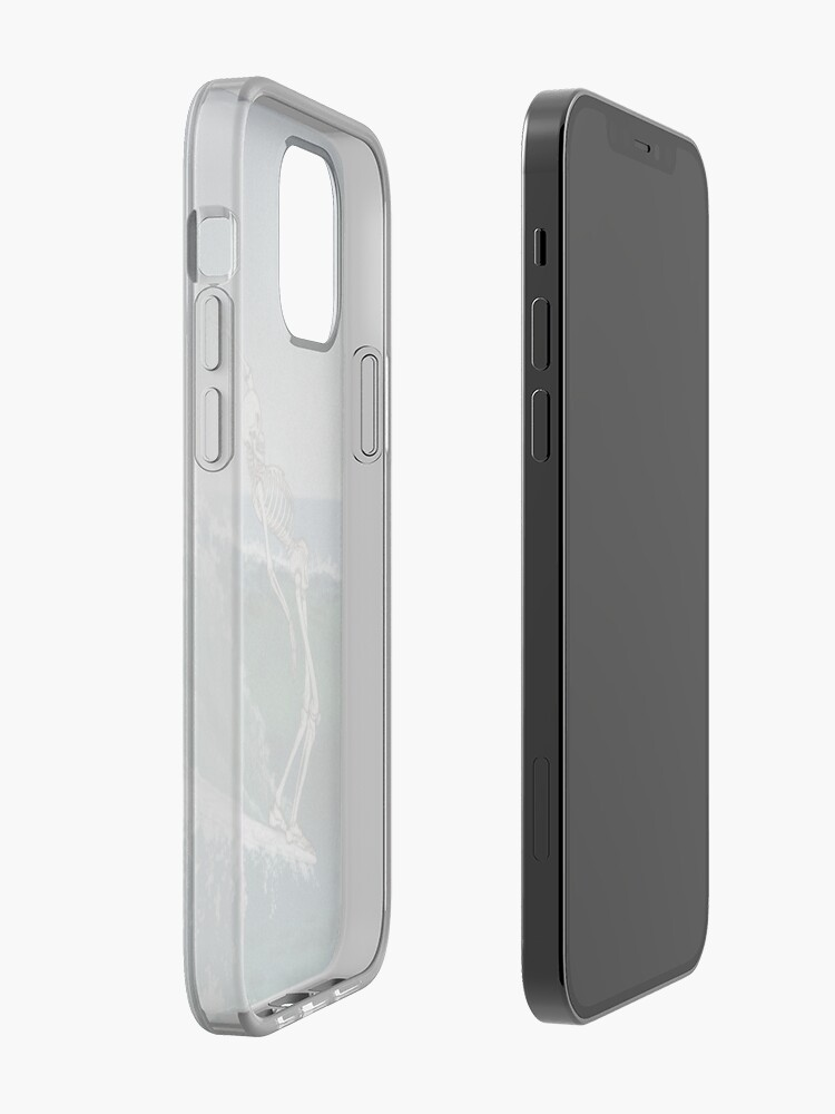 Alternate view of Ride the wave iPhone Case & Cover