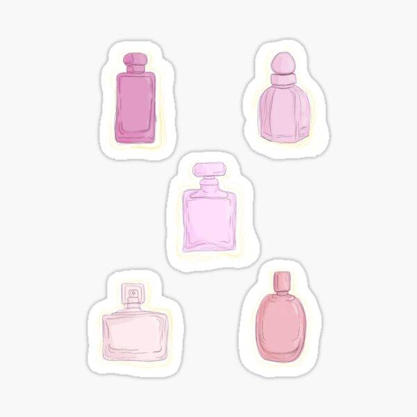 Eau de Parfum Sticker