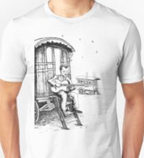 Django Reinhardt Slim Fit T-Shirt