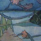 lands thru my mind ap 4 by Ellen Keagy