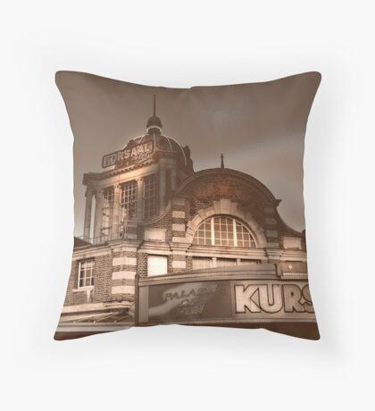 The Kursaal (Re edit) Throw Pillow