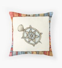 turtle  water Throw Pillow