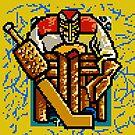 Pixel Hockey Goalie by a-roderick