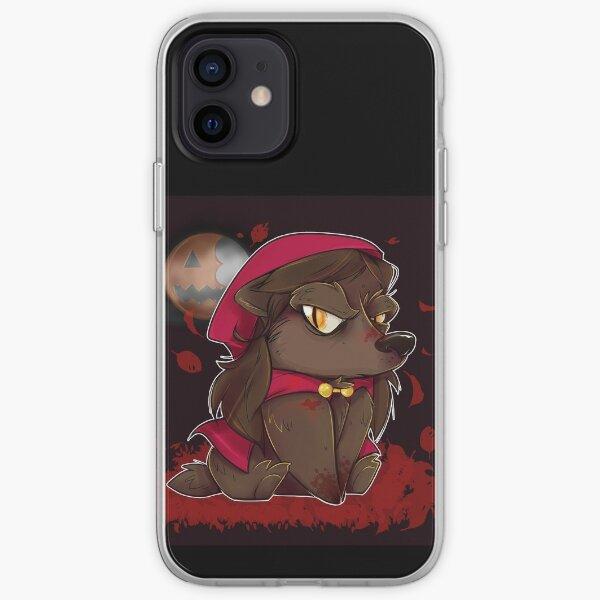 Little Red Werewolf iPhone Soft Case