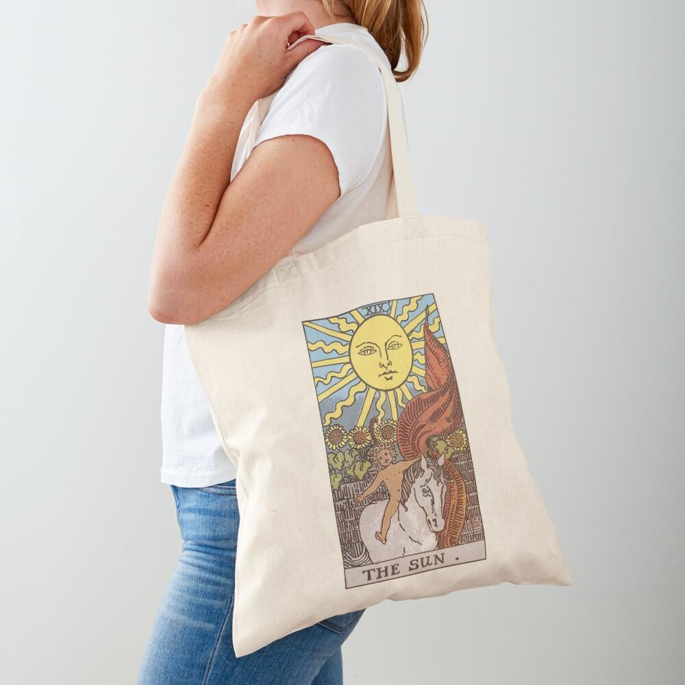 Tarot - The Sun Tote Bag