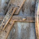 BARN DOOR LATCH by Joe Powell