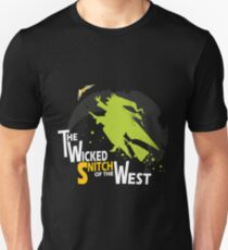 The Wicked Snitch of the West - Dark T-Shirt