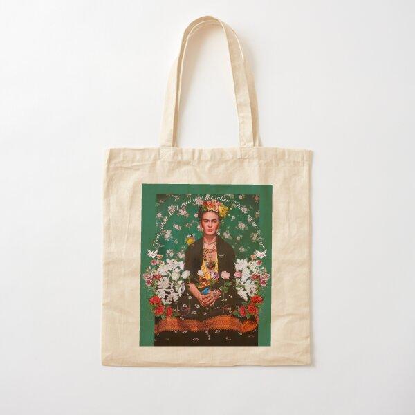 Ailes pour voler Frida Kahlo Tote bag classique